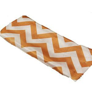 Serviette de Table Chevron - Orange