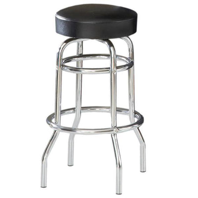Tabouret Chrome