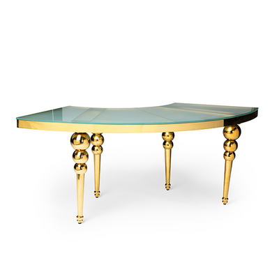 Table Louisa Quart Rond