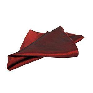 Serviette de Table Taffetas - Rubis