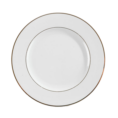 Assiette Filet Or 10.5''