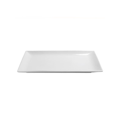 Assiette Rectangle 11""