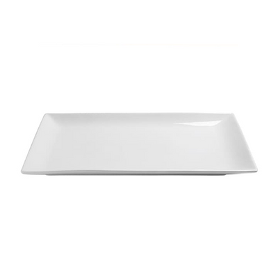 Assiette Rectangle 15""