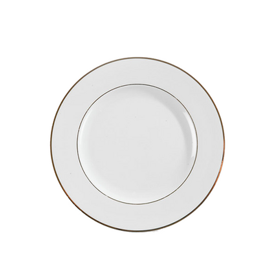Assiette Filet Or 9.5''