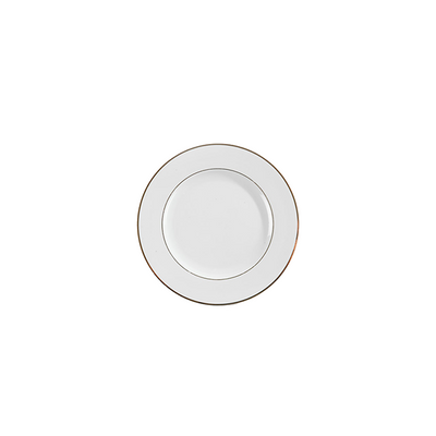Assiette Filet Or 7.5''