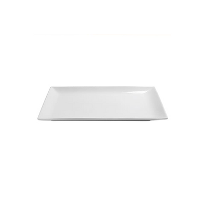 Assiette Rectangle 10""