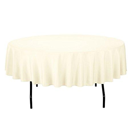 Nappe Polyester 90'' - Ivoire