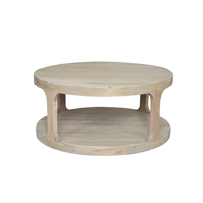 Table basse Revelry Bois Naturel