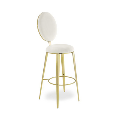 Tabouret Louisa Or