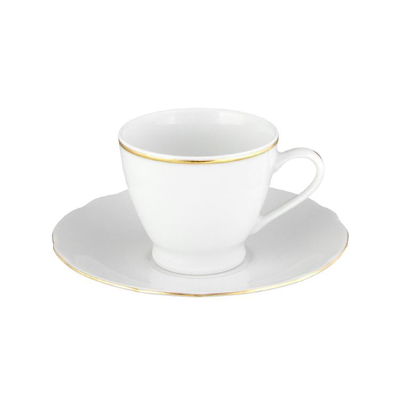 Tasse Filet Or - Expresso