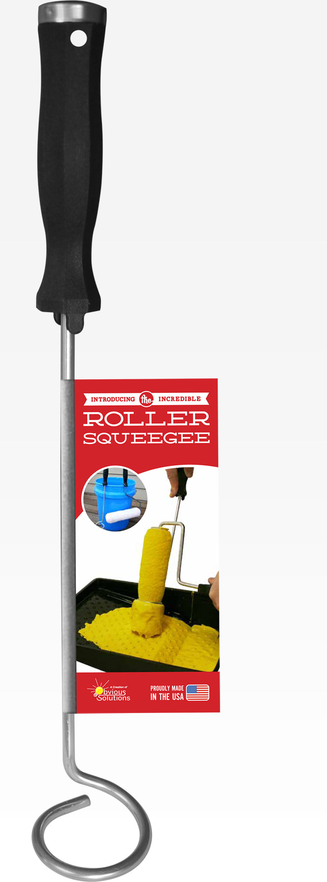 The Incredible Roller Squeegee - Obvious Solutions