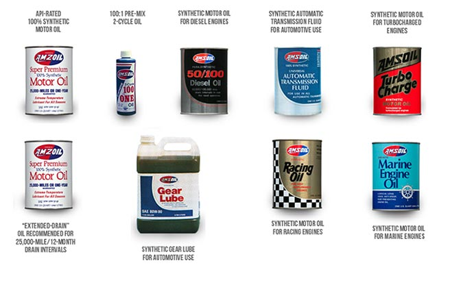 Amsoil Firsts and Innovations