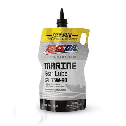 Amsoil Synthetic Marine Gear Lube 75W-90