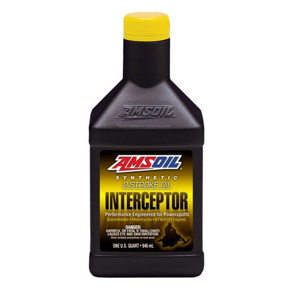 Intercepter Synthetic 2-Stroke Oil