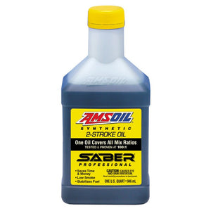 Saber Professional Synthetic 2-Stroke Oil