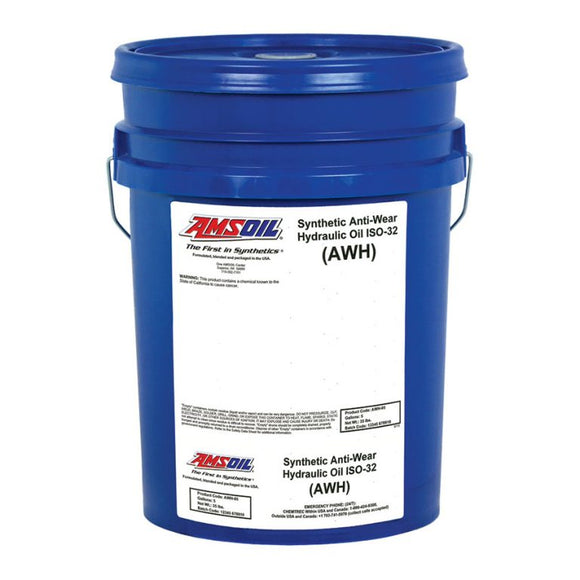 Synthetic Anti-Wear Hydraulic Oil - ISO 32