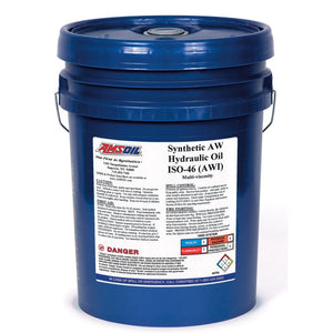 Synthetic Anti-Wear Hydraulic Oil - ISO 46