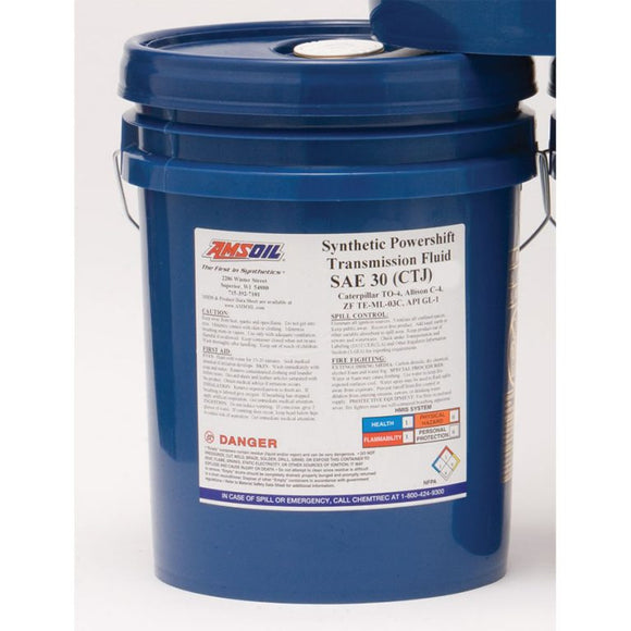 Synthetic Powershift Transmission Fluid SAE 30