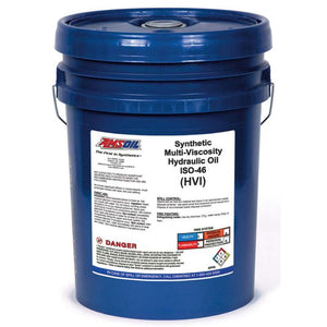 Synthetic Multi-Viscosity Hydraulic Oil – ISO 46