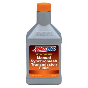 Manual Synchromesh Transmission Fluid 5W 30