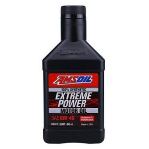 Extreme Power 0W-40 100% Synthetic Motor Oil