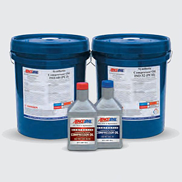 Synthetic Compressor Oil – ISO 46, SAE 20