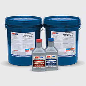 Synthetic Compressor Oil – ISO 100, SAE 30/40