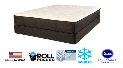 Symbol Royal Firm Coil Mattress - Timlin's Furniture & Mattress