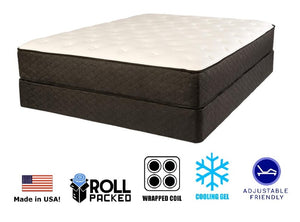 Symbol Ryman Luxury Firm Coil Mattress - Timlin's Furniture & Mattress