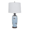 Coastal Marine Table Lamp Set - Timlin's Furniture & Mattress