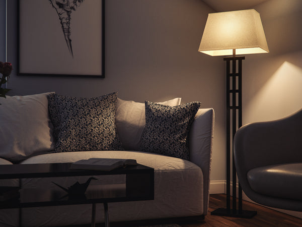 McIntosh Floor Lamp - Timlin's Furniture & Mattress