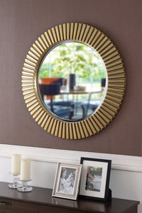 North Beach Wall Mirror - Timlin's Furniture & Mattress