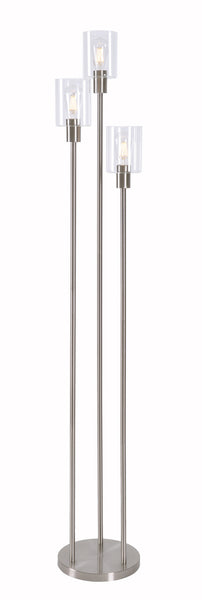 Thornton Torchiere Floor Lamp - Timlin's Furniture & Mattress