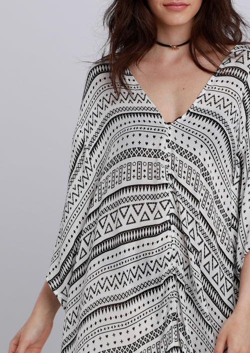 Jules Smith Boho Beach Cover Up