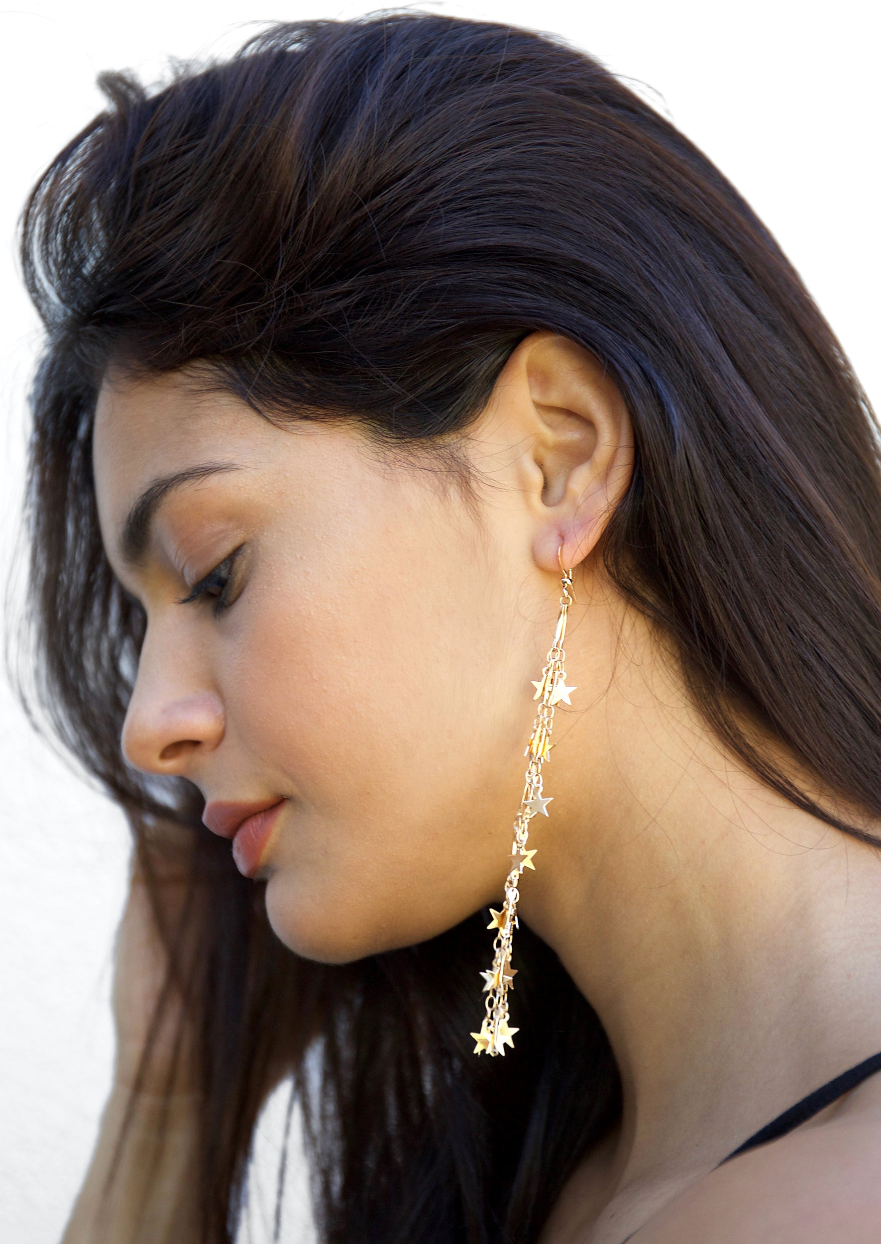 Starstruck Earrings - Jules Smith - 14K Gold Plated - Boho Jewelry