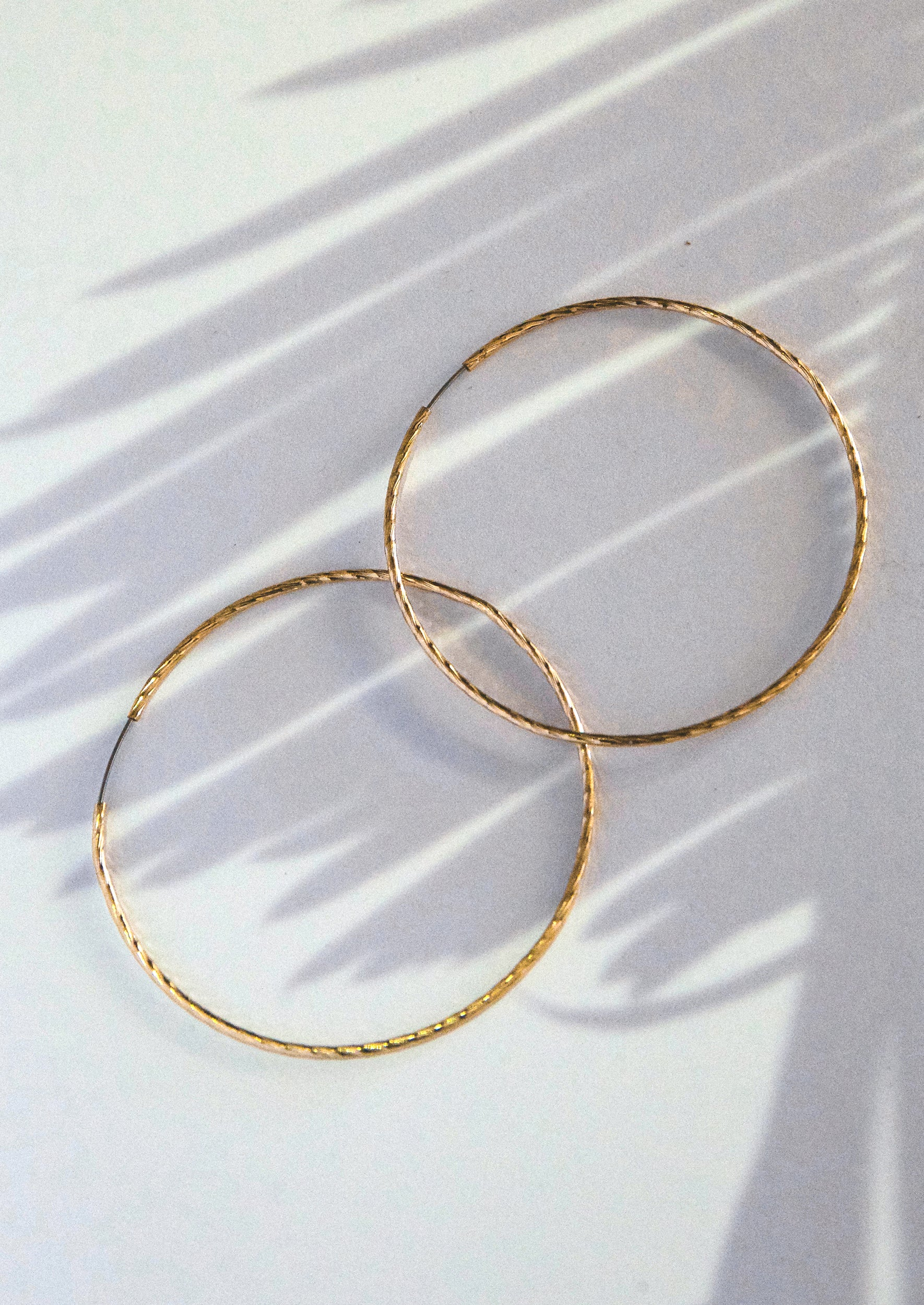 FACTOR HOOPS - Jules Smith - 14K Gold Plated - Boho Jewelry