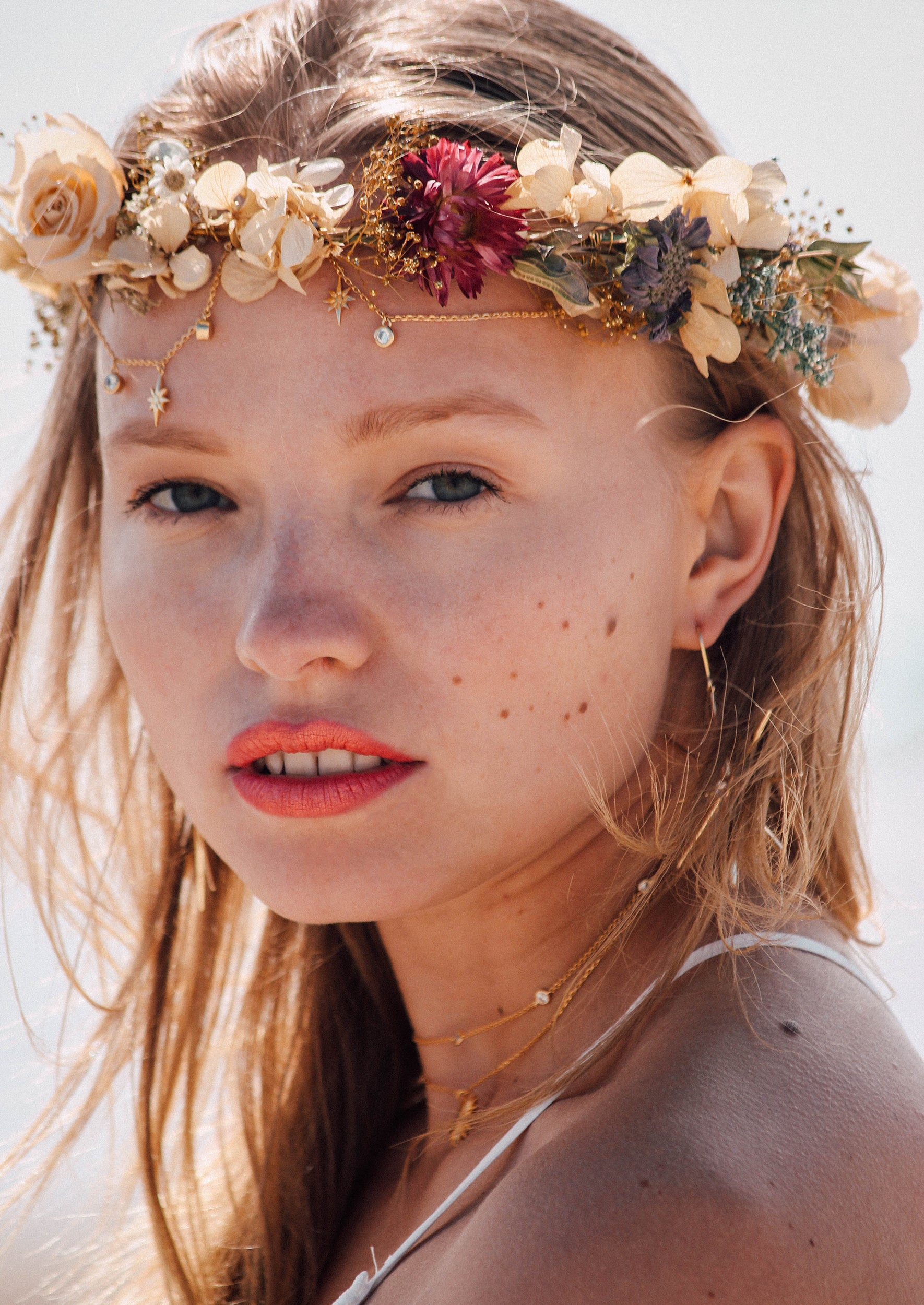 Jules Smith x Crowns By Christy - Morning Star Flower Crown