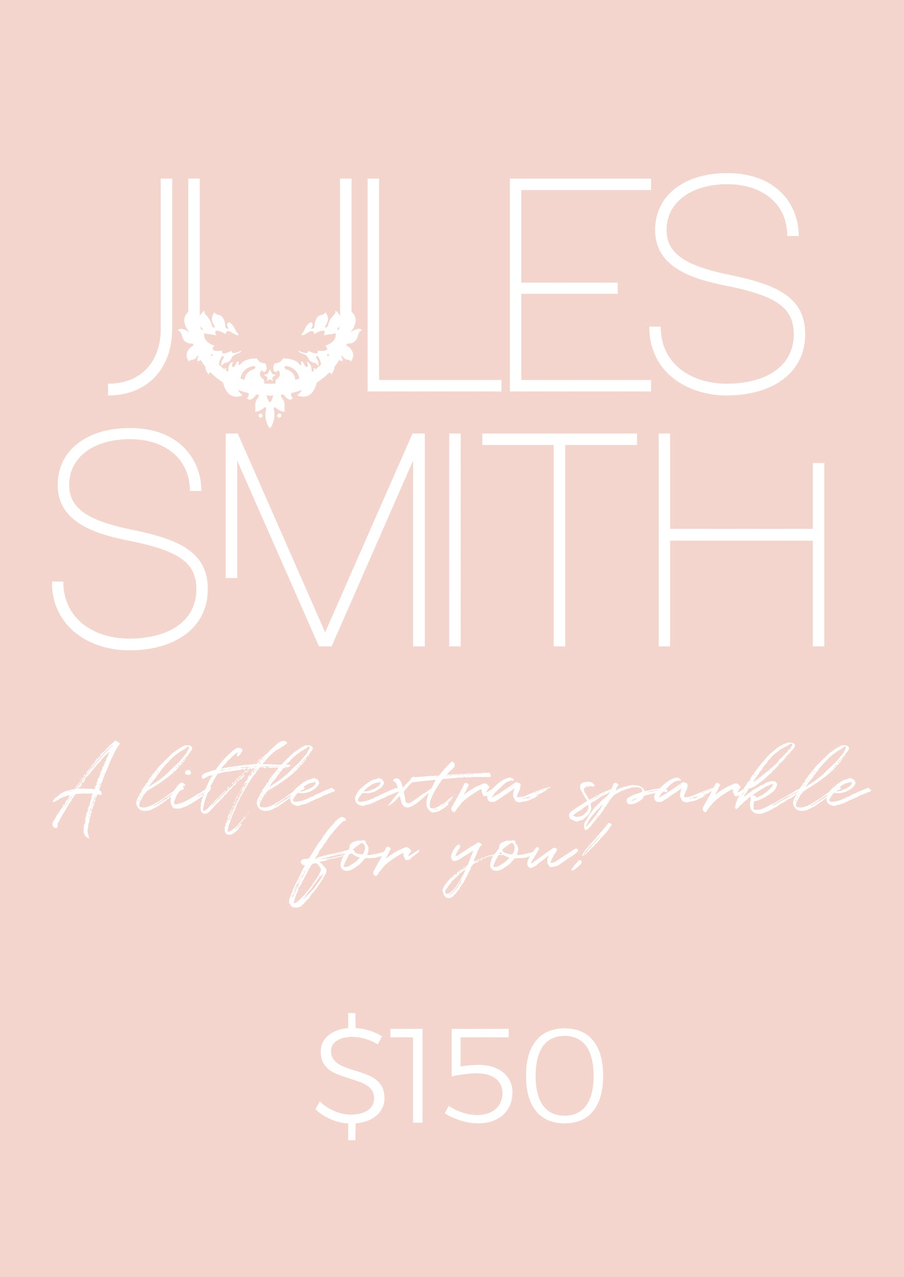 $150 GIFT CARD - Jules Smith - 14K Gold Plated - Boho Jewelry