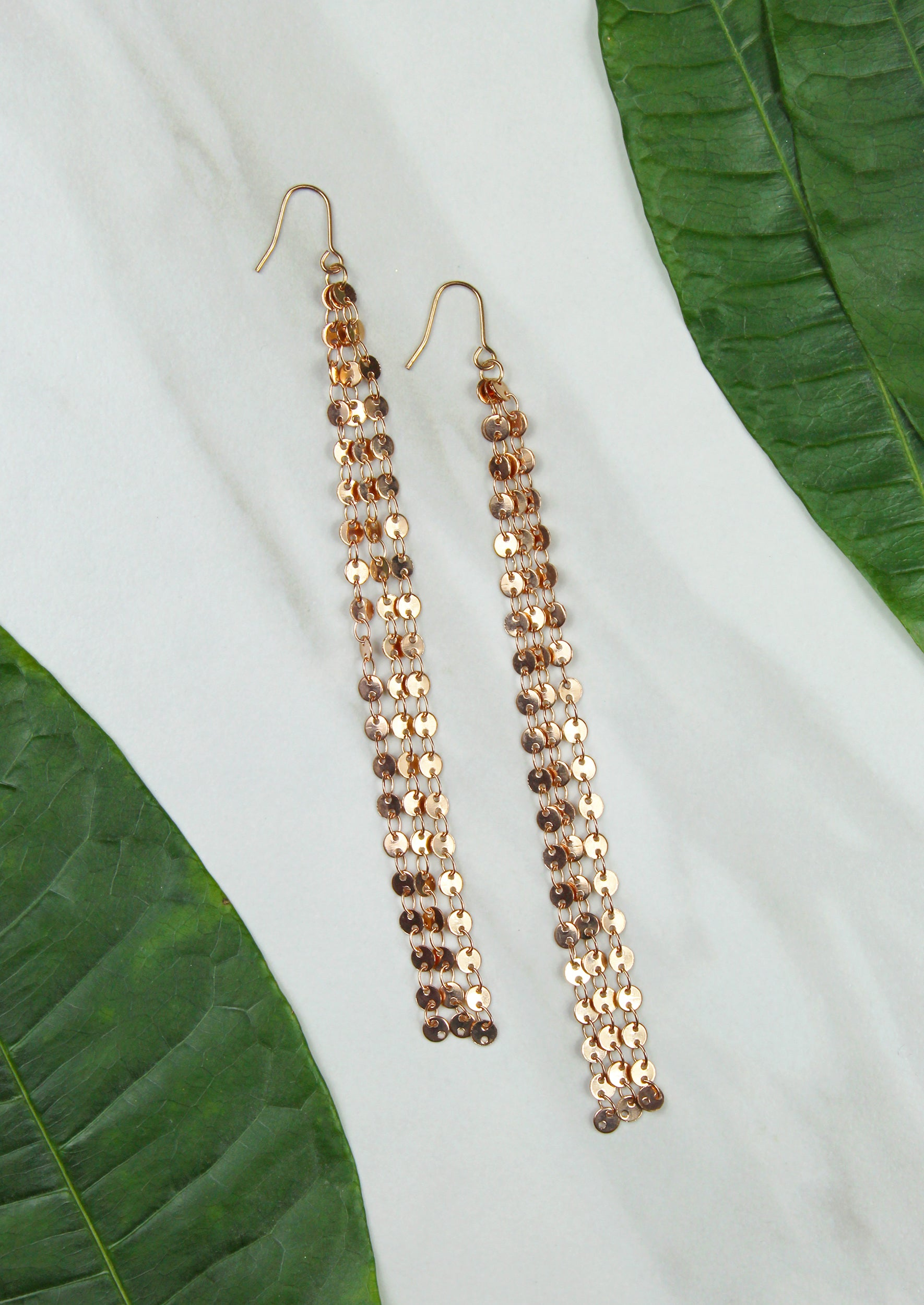 Dew Earrings - Jules Smith - 14K Gold Plated - Boho Jewelry