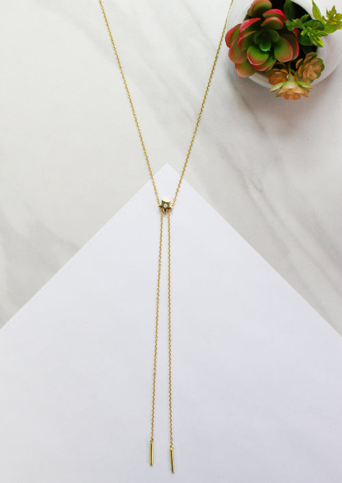 Star Slide Choker