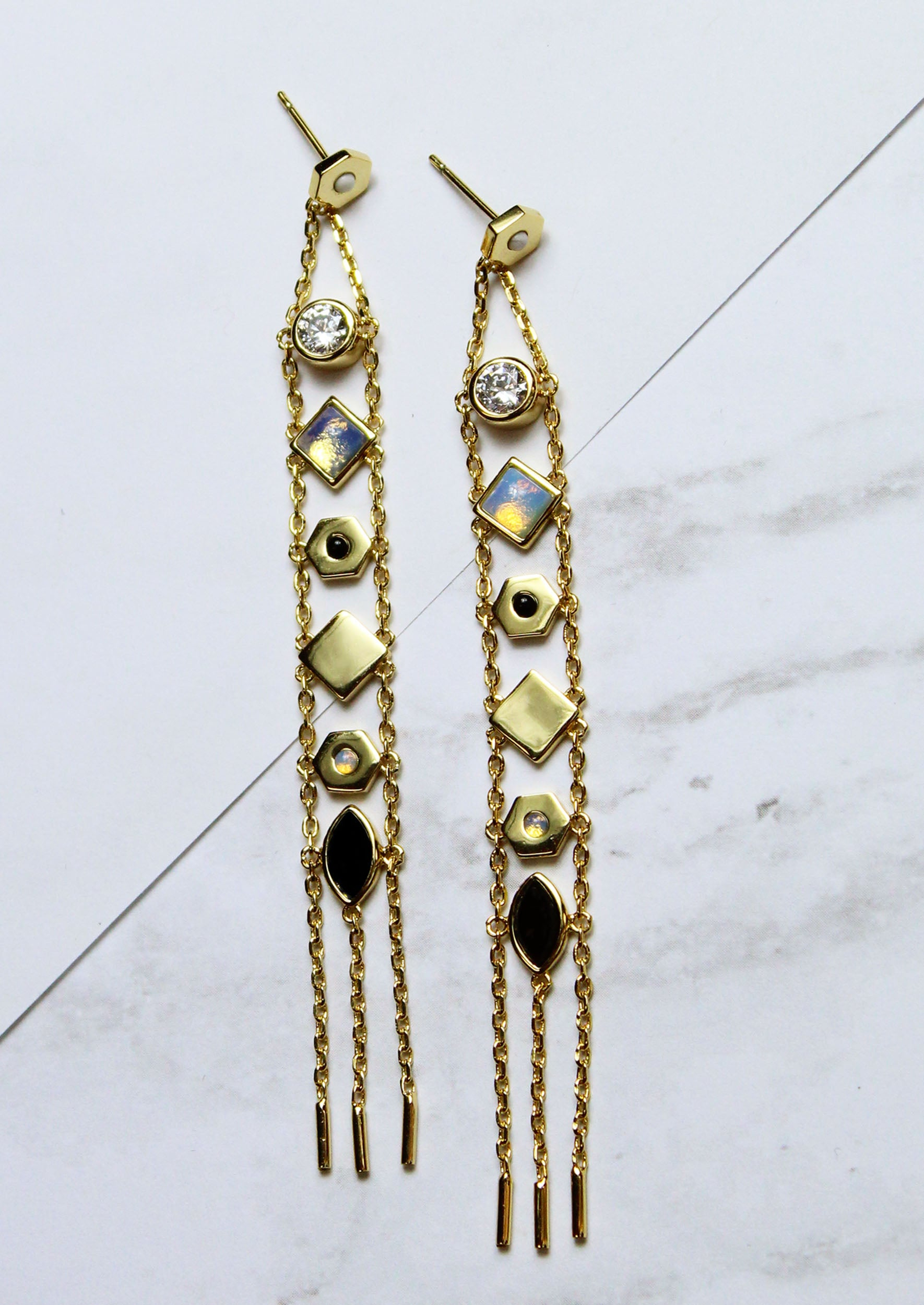VICTORIAN EARRINGS