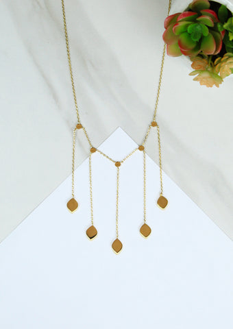 Lunette Necklace