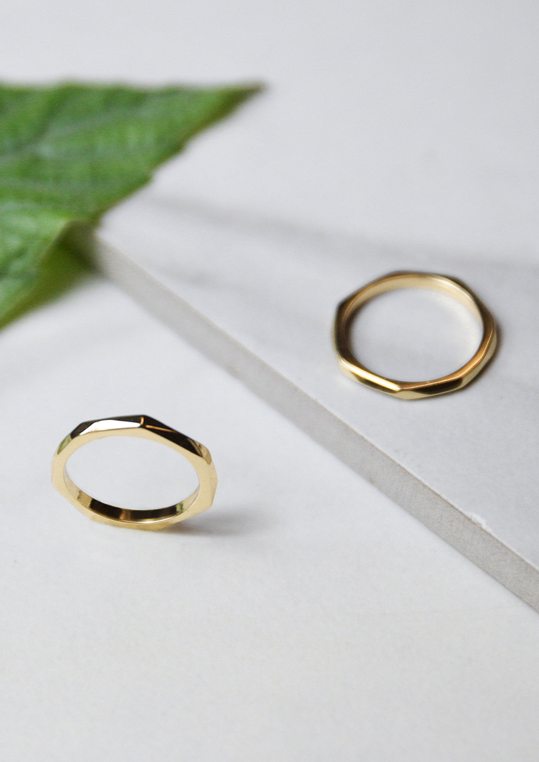 CLARY STACK RINGS