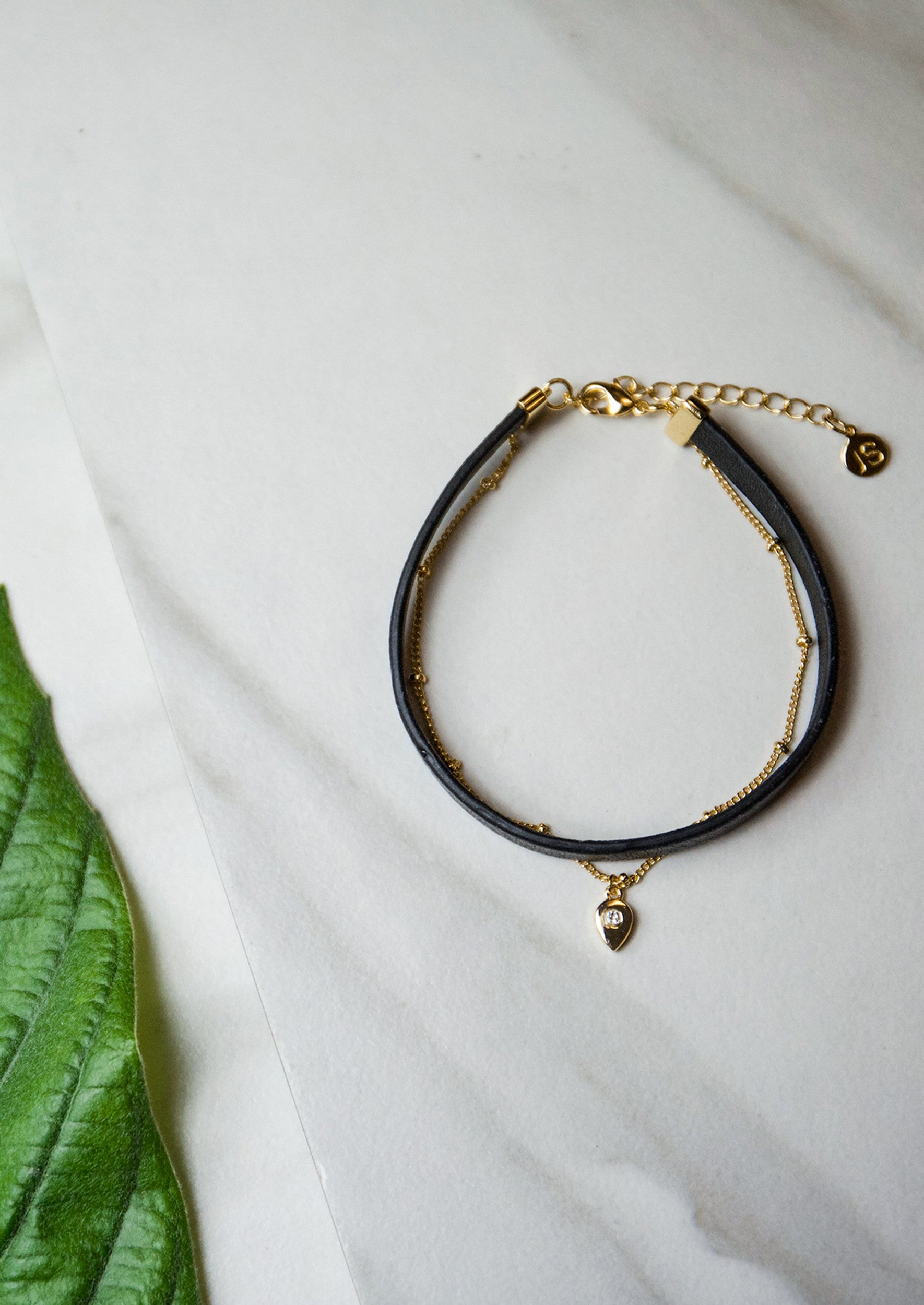 ARYA LEATHER BRACELET