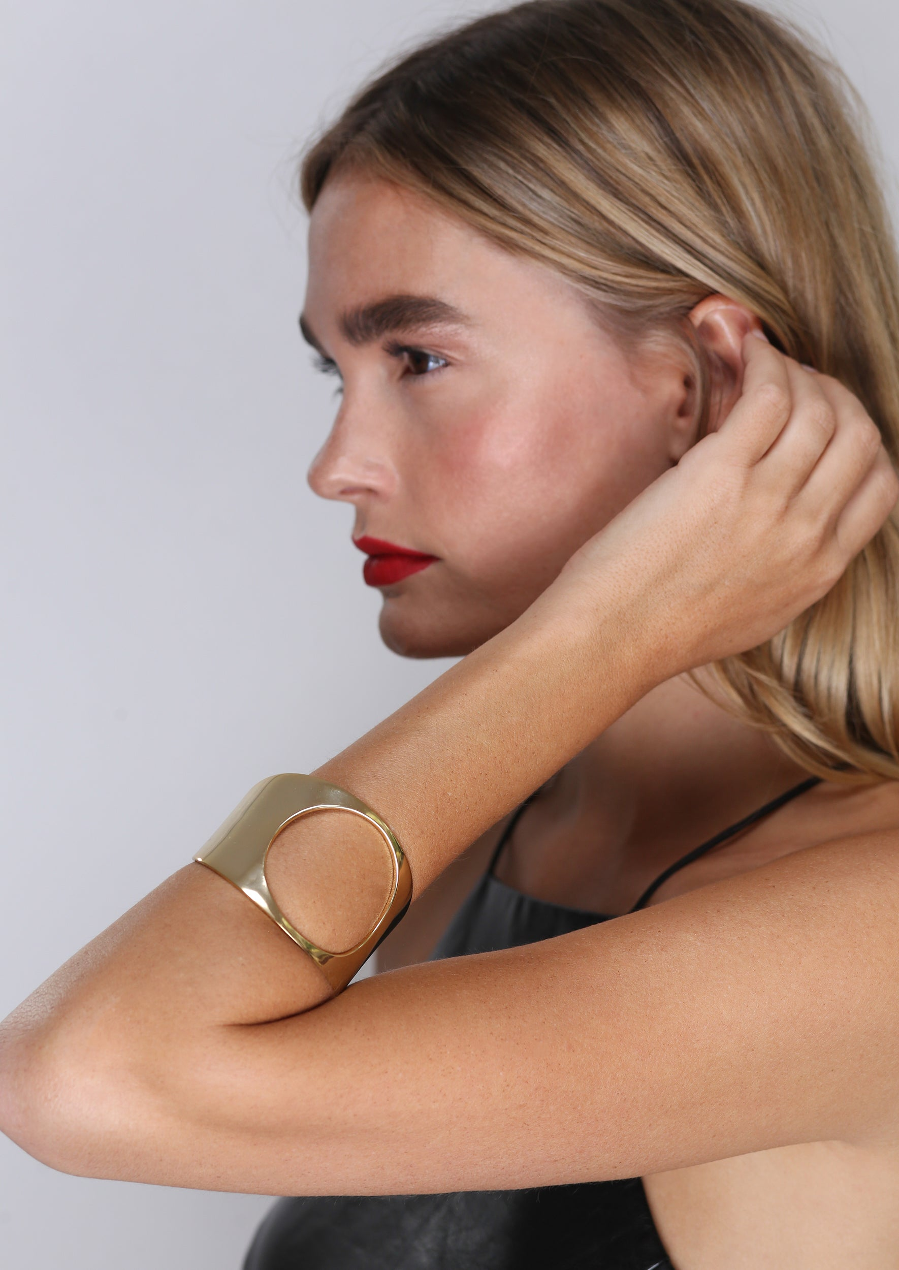 Euclid Cuff - Jules Smith - 14K Gold Plated - Boho Jewelry