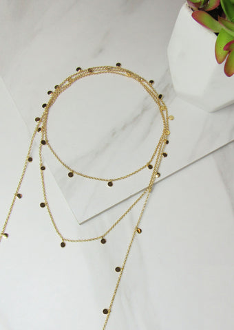 Shakti Necklace