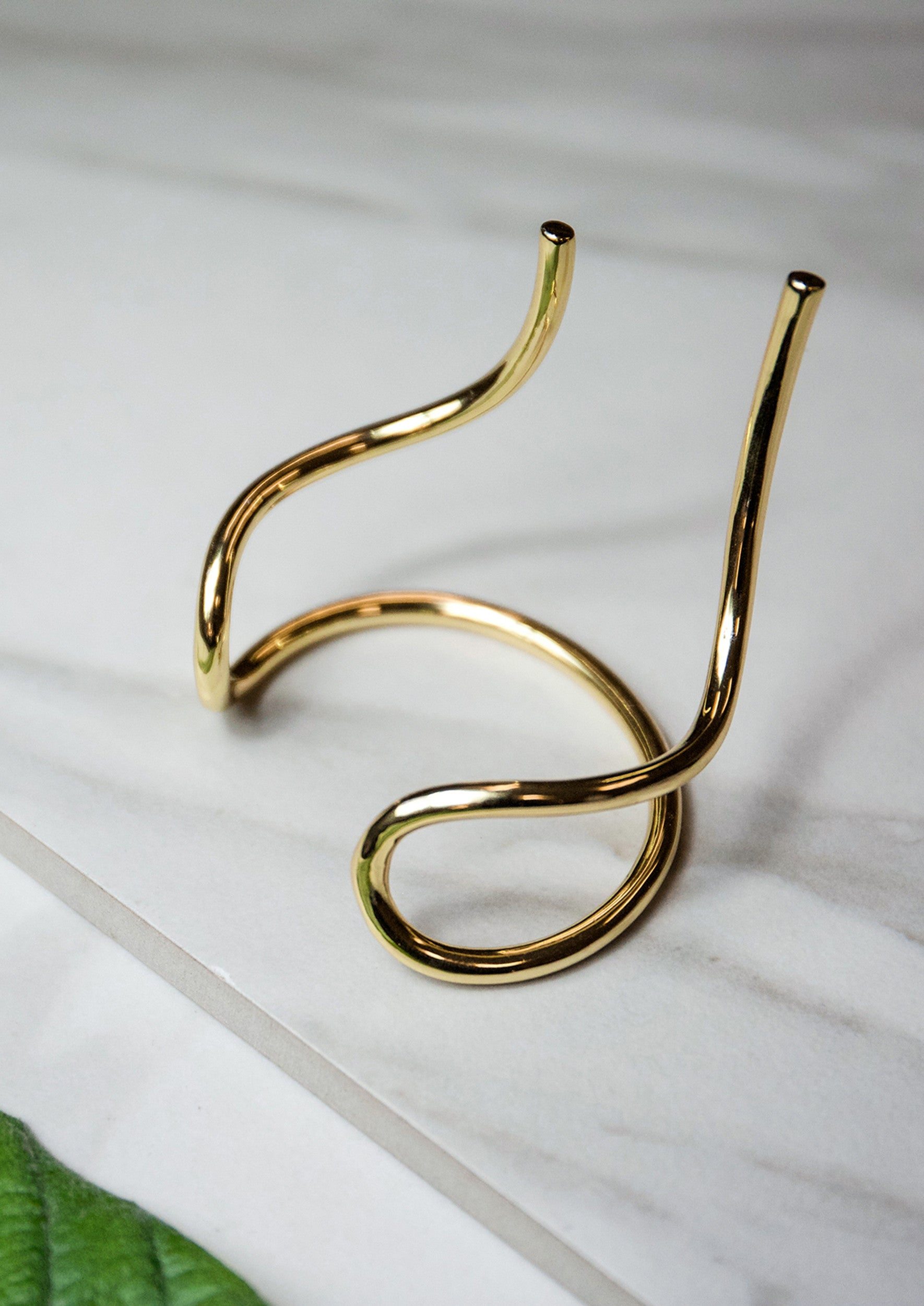 Jules Smith 14K Gold Plated Cuff