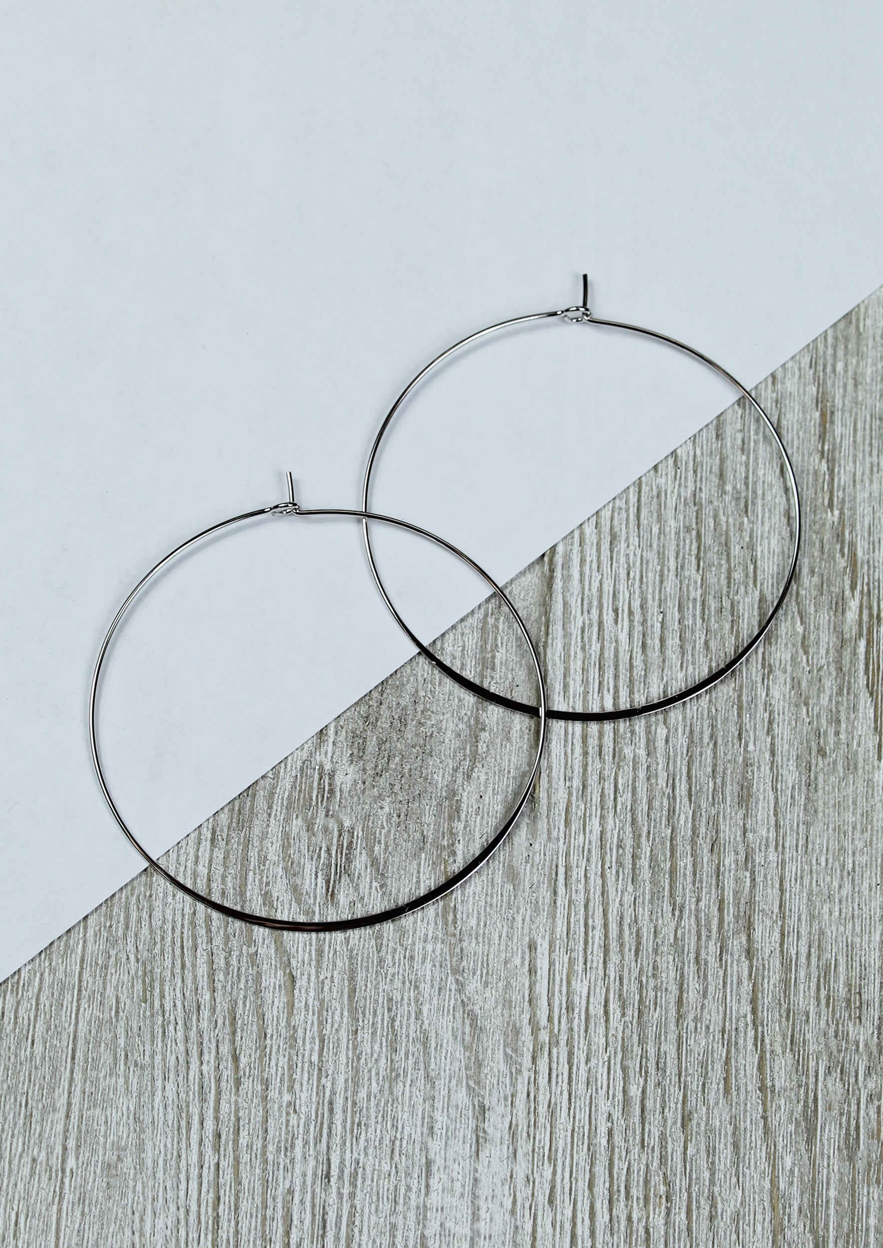 SUKI HOOPS - Jules Smith - 14K Gold Plated - Boho Jewelry