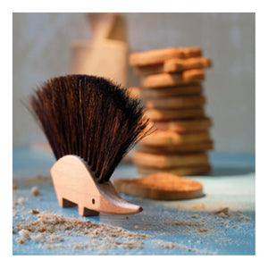 Hedgehog House Brush - Bristles