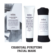 CHARCOAL PURIFYING FACIAL MASK (SET)